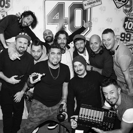 compleanno radio 105 – 40 anni